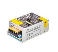 Led блок живлення 12V 4A 48Вт IP20 MR