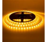 Світлодіодна стрічка жовта 12V AVT smd3528 60LED/м IP20