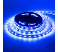 Світлодіодна стрічка синя 12V AVT smd3528 60LED/м IP20