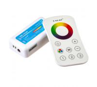 Контроллер для светодиодной ленты RGBW 12А, 144Вт, радиопульт сенсорный 8 кнопок