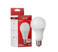 LED лампа Е27 А70 20W нейтральна біла 4100К SIVIO