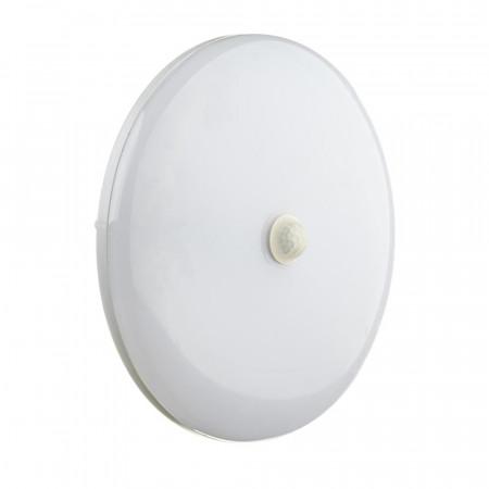 Светодиодный светильник с датчиком 36 Вт круглый 6000К IP44 Sensor ЖКХ