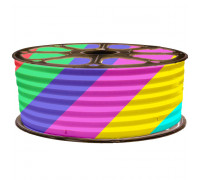Неоновая лента светодиодная 12V 8х16 RGB AVT-NEON smd5050 72LED/м 12Вт/м IP65