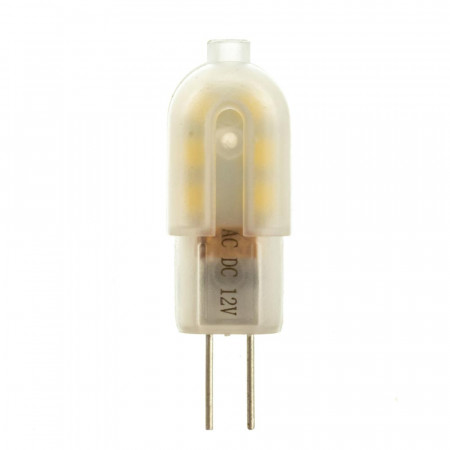 LED лампа G4 12V 2W нейтральна біла 4500К пластик cob2835 SIVIO