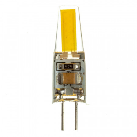 LED лампа G4 220V 3,5 W нейтральна біла 4500К силікон cob1505 SIVIO