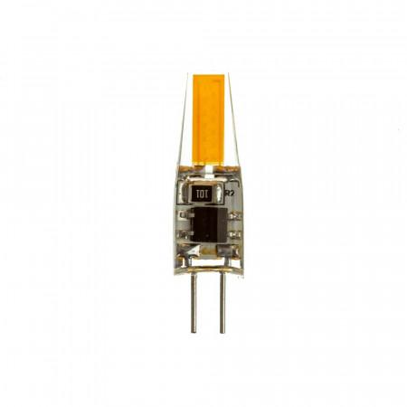 LED лампа G4 220V 3,5 W тепла біла 3000К силікон cob1505 SIVIO