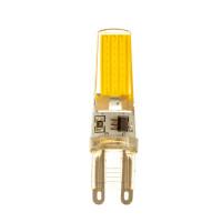 LED лампа G9 220V 5W нейтральна біла 4500К силікон cob2508 SIVIO