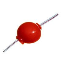 Світлодіодний модуль СОВ 12 V червоний 1led 2W IP65