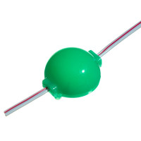 Светодиодный модуль МТК СОВ 12 V зелёный 1led 2W IP65